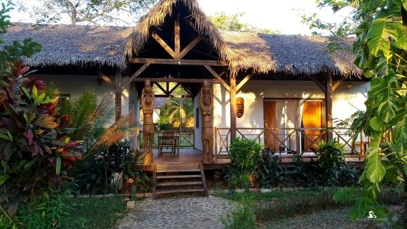 Hôtel dans un endroit paradisiaque sur l'île Sakatia