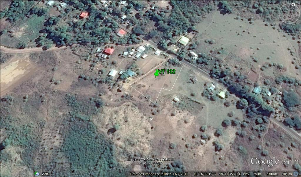 A vendre,terrain à vendre à Ambalakatakata-Antanamitarana.