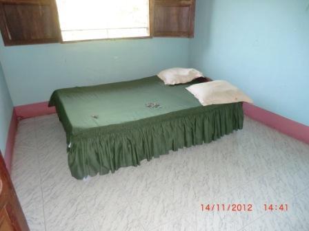 A louer, Appartement  à l'étage à Ambonara
