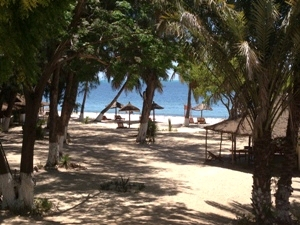 A saisir hôtel à Tulear en bord de plage