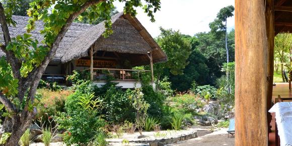 A vendre, un écolodge situé en front de mer