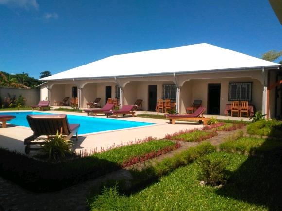 Agréable appartement avec piscine à Ankibanivato