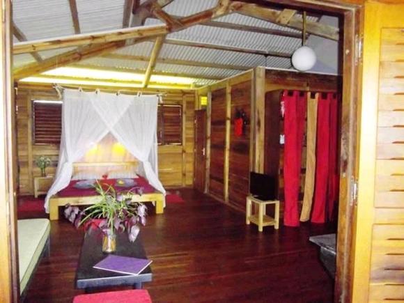 Studio à louer saisonnièrement dans un endroit calme et verdoyant