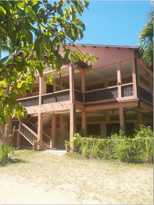 Charmante villa à louer, à 2 minutes de la plage Madirokely