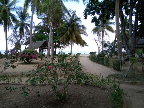 Studio à louer au bord de plage