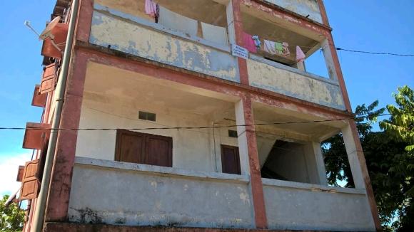 Appartement à louer à petit prix situé à Madirokely
