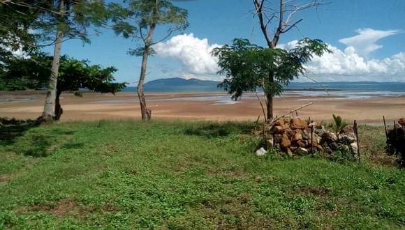 Terrain en bord de plage situé à Presqu'île d'Ambato(2)