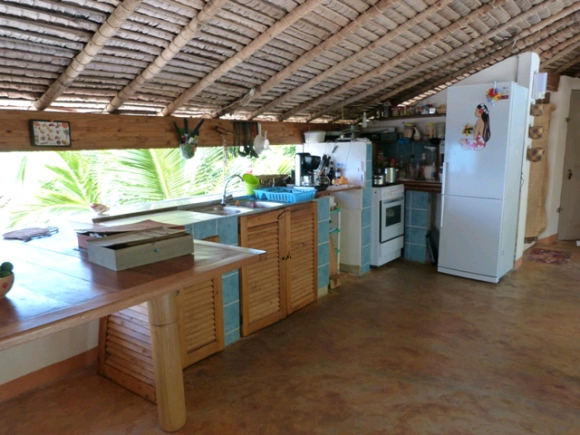 A vendre, belle villa situé à Nosy Komba