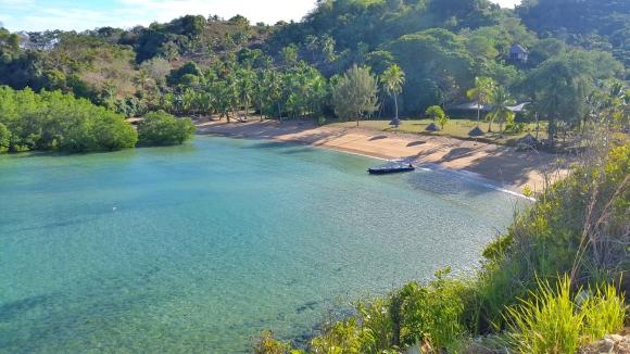 superbes parcelles de terrains avec vue mer exceptionnelle dans un endroit paradisiaque