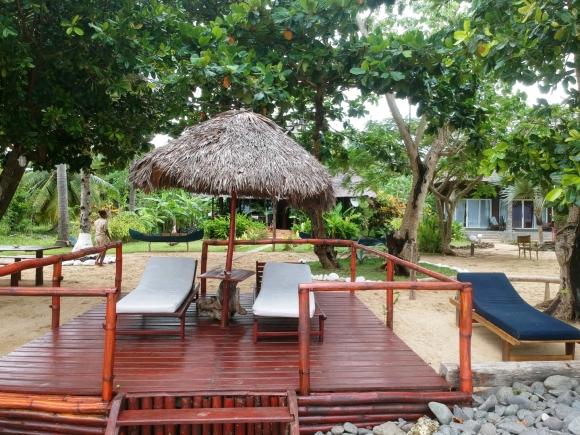 Maison d'hôte sur la plage