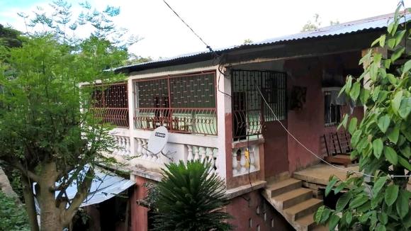 A louer, appartement à l'étage situé à Tsimaramara
