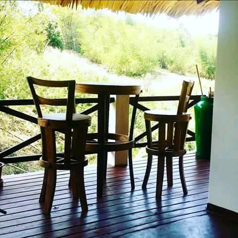 A louer, une très jolie villa sur la route vers Fascene  à Tsimaramara