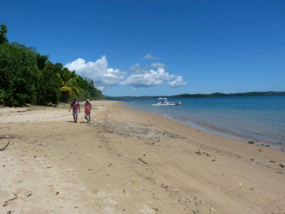 A vendre, joli terrain au Baie des Russes au nord ouest de Madagascar