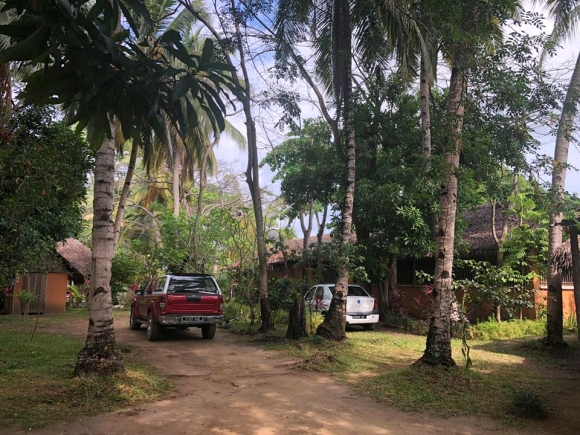 A vendre, belle villa à 100 m de la plage