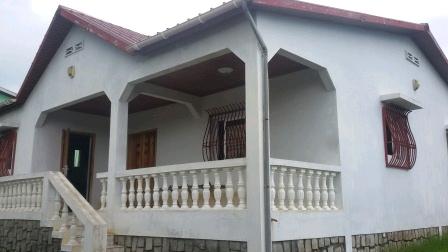A louer, belle maison à cocotier