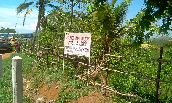 A vendre, terrain près centre ville