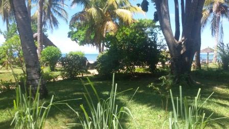 A louer, studio situé sur la plage d'Ambondrona