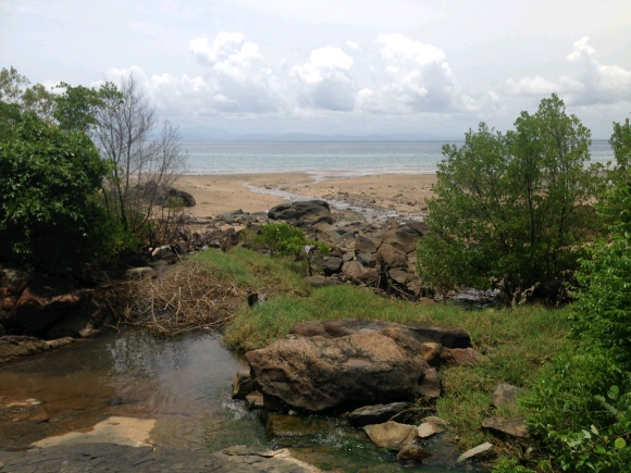 Beau terrain à Nosy-Komba
