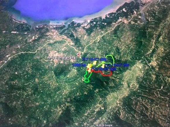 Terrain de 1 100 ha sis à Ambanja