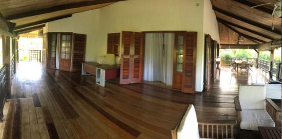 Charmante villa à louer, à Baobab du côté mangrove