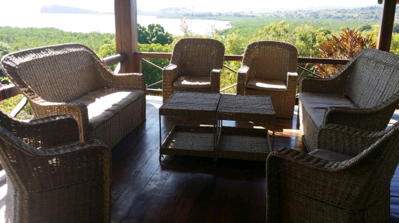 A louer, belle villa avec belle vue sur mer et colline