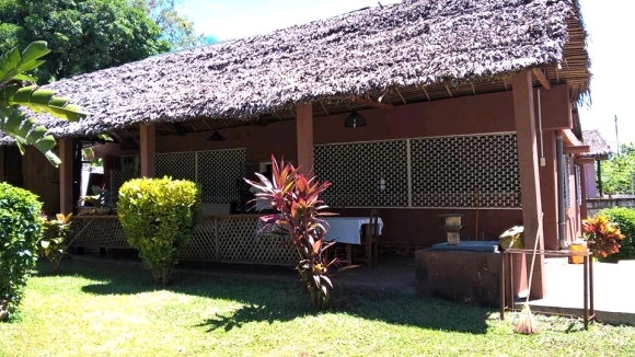 Villa à louer dans un endroit calme à Ambatoloaka