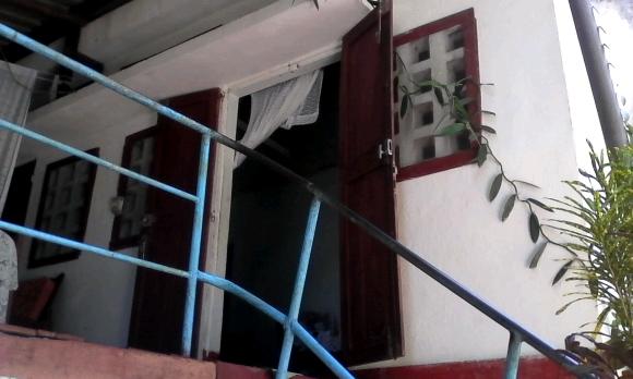 A Louer, maison type malgache à Ambatoloaka