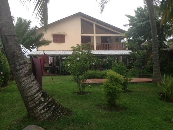 A  louer ,Très belle villa au bord de plage a Madirokely