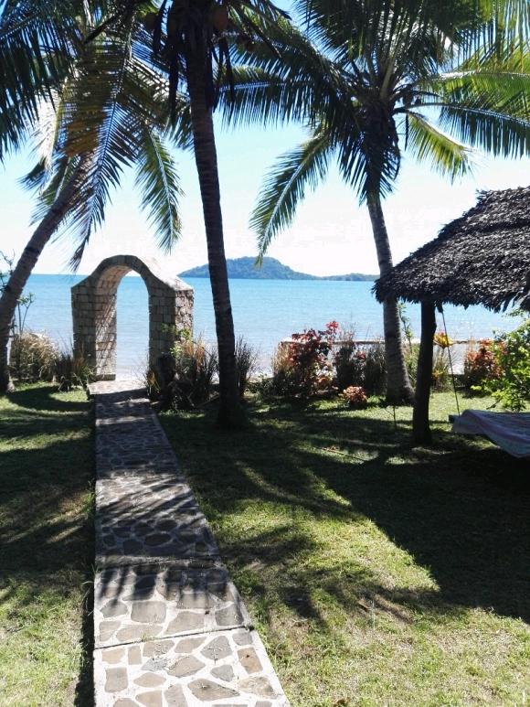 Maison à louer en bord de  plage sis à Ambaro