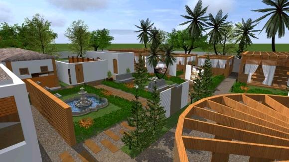 Projet immobilier à Diego