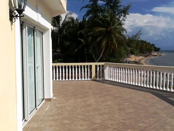 Villa de luxe avec accès directe à la mer