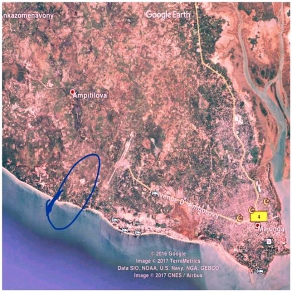 Lotissement du Grand Pavois à Majunga