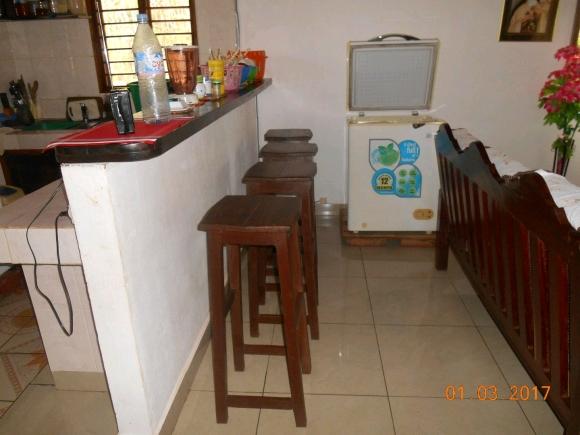 Maison à louer situé à Ambondrona