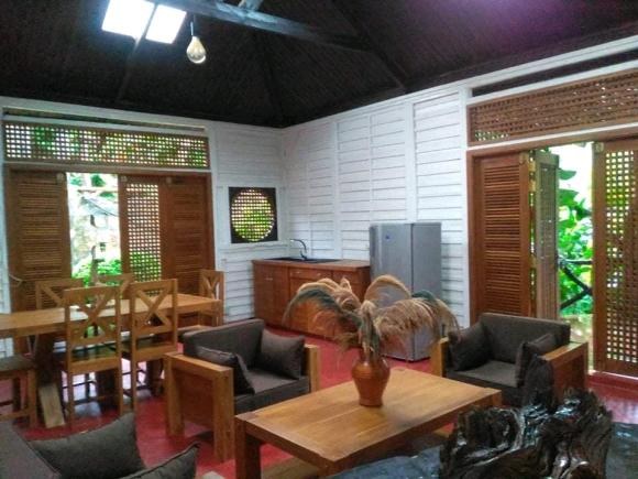 Charmante petite maison à Tsimaramara