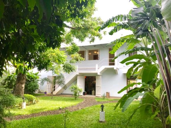 A louer, Maison coloniale  situé au centre ville de Nosy be
