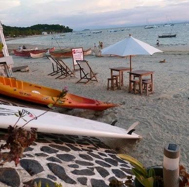 Studio en bord de plage