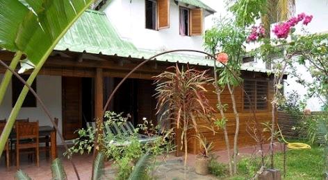 Villa dans un quartier résidentiel