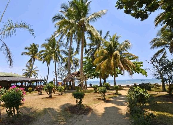 A vendre, maison de charme en bord de plage