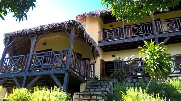 Jolie villa à louer dans un endroit calme et verdoyante