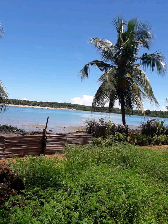 Terrain en bord de plage à petit prix sur Presqu'île d'Ambato