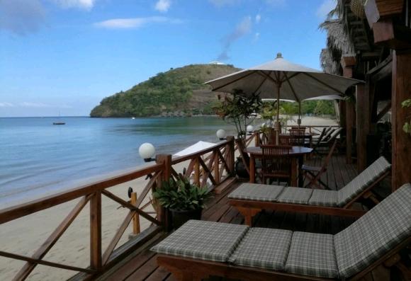 A vendre, FOND DE COMMERCE HOTEL-RESTAURANT sur la plage réputée de Nosy Be