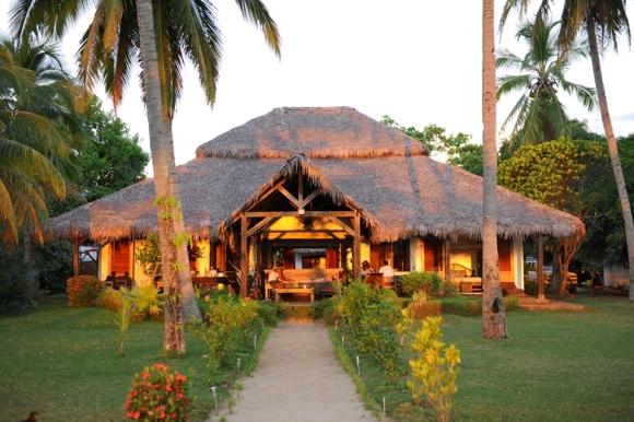 Villa à louer en bord de plage