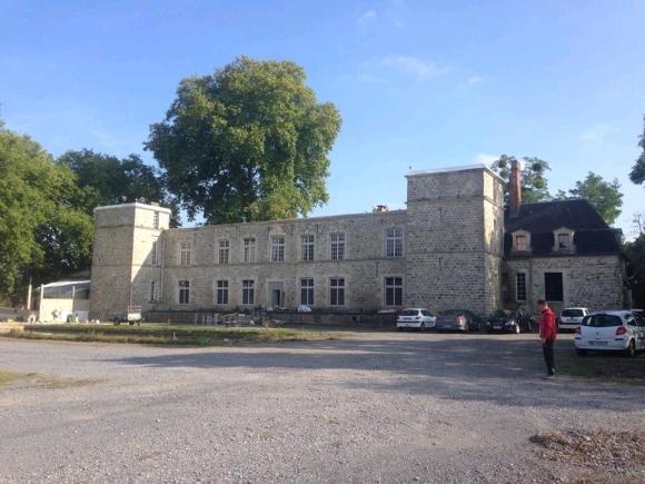 Superbe château en France à vendre ou à échanger contre un bien à Madagascar